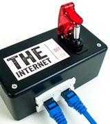 Рубильник для интернета