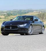 Maserati привозит Ghibli в Россию в сентябре