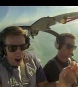 Man Afraid of Flying Foolishly Goes on Aerobatics Flight