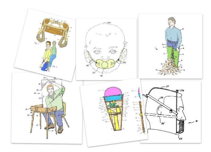 изобретения, патент, подборка,