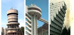 Странные советские здания