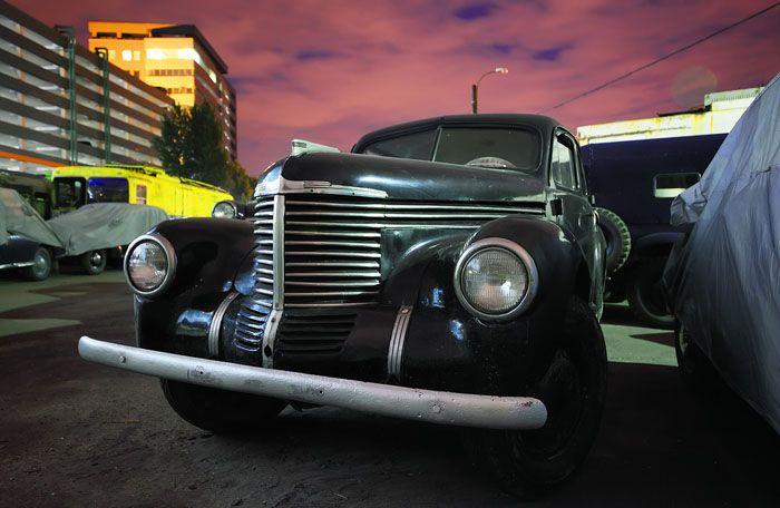 авто, музей, мосгортранс