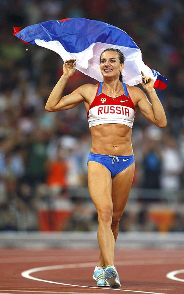 Елена Исинбаева - чемпионка мира 2013 года! (14 фото+видео): http://fishki.net/212593-elena-isinbaeva---chempionka-mira-2013-goda-14-fotovideo.html