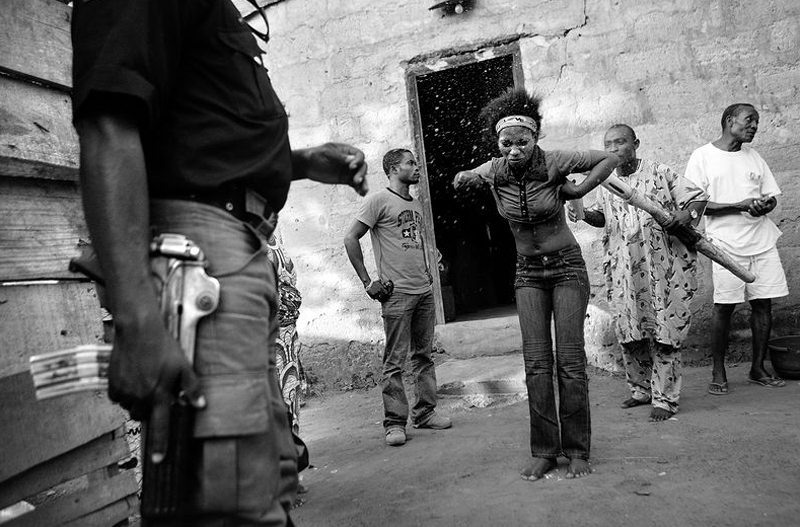 Рабство в современном мире фото