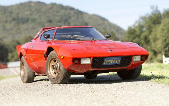 авто, lancia stratos, найдено на ebay,