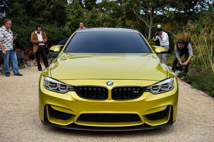 авто, bmw m4 concept, bmw m4