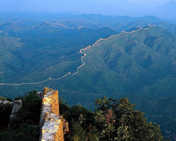 китайская стена, фотографии, обзор,