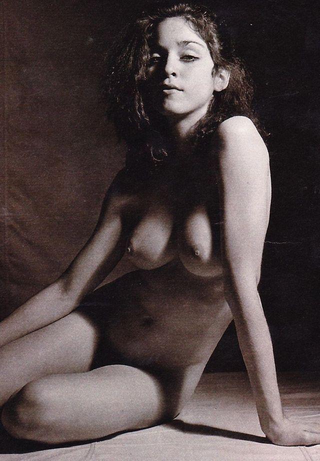 Fotos de Madonna desnuda en 1979 6