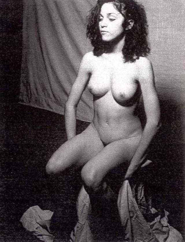 Fotos de Madonna desnuda en 1979 10