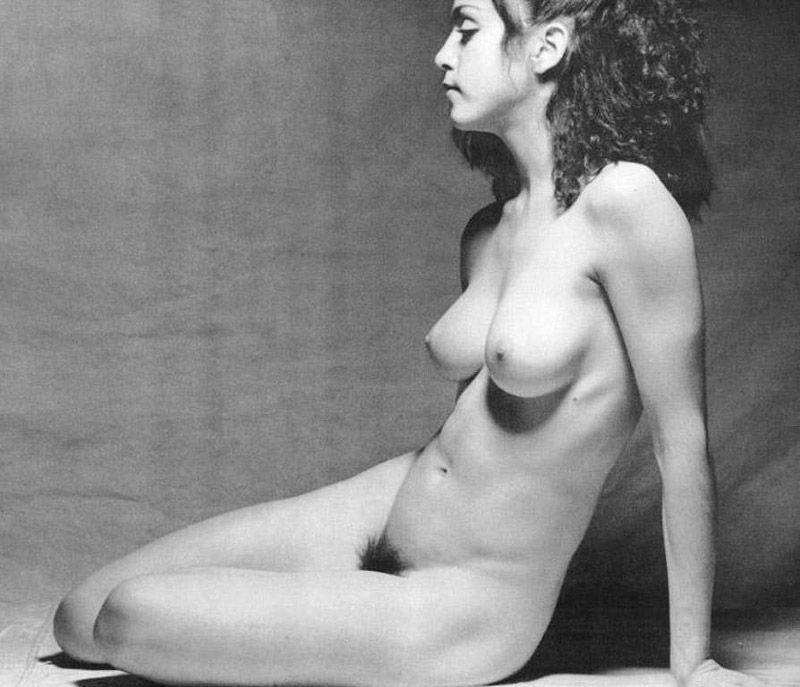 Fotos de Madonna desnuda en 1979 12