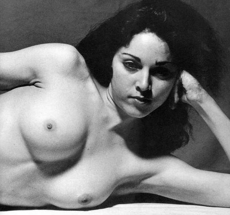 Fotos de Madonna desnuda en 1979 18