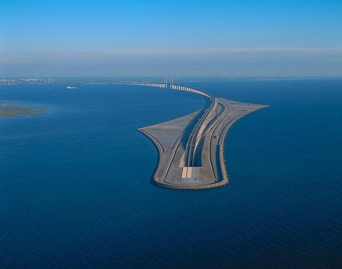 мост-тоннель,