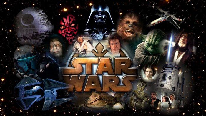 звездные войны, съемки фильма, спецэффекты