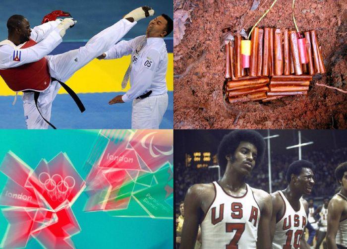 олимпиада, скандалы
