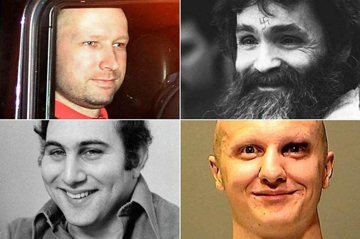 улыбка, убийца, маньяк, приговор, выражение лица,