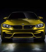 BMW показали концепт М4