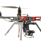 XproHeli XPG - квадрокоптер со стабилизатором для камеры GoPro
