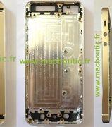 Золотистый корпус iPhone5S
