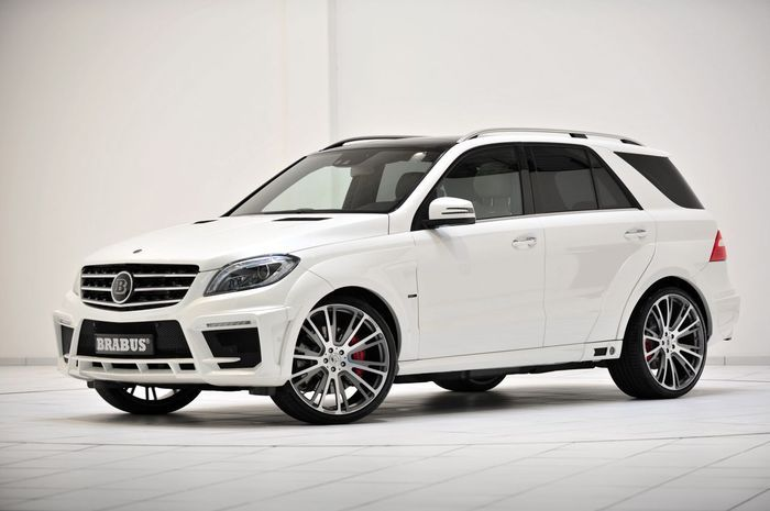 авто, mercedes-benz, gl63 amg, ml63 amg, brabus