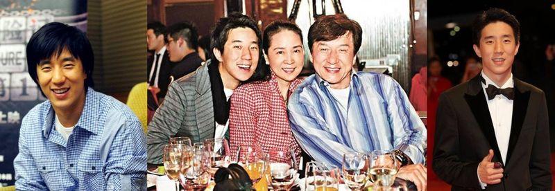 Джеки Чан - биография, личная жизнь, фото, фильмография ...