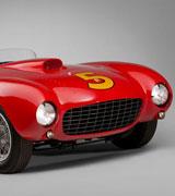 Классические Ferrari - звезды аукциона в Монтерее