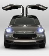 Tesla отказывается от боковых зеркал