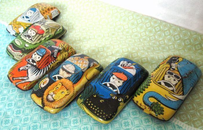 Игрушки советских детей (26 фото)