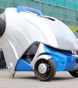 Armadillo-T - складной электромобиль