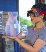 Очки дополненной реальности SpaceGlasses