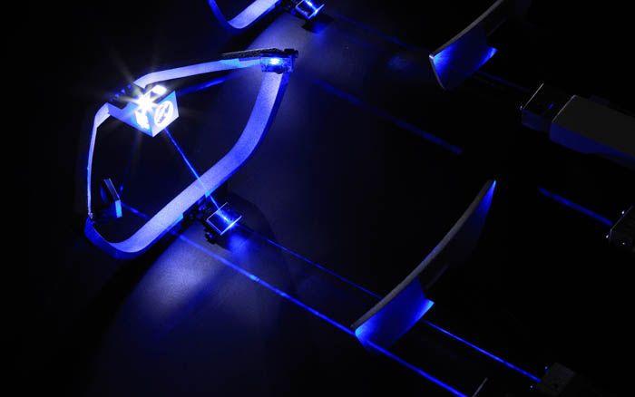 авто, bmw, лазерные фары