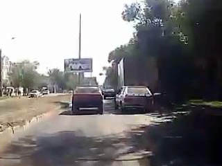 Скрылся с места ДТП
