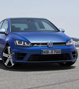 В новом Volkswagen Golf R 300 сил
