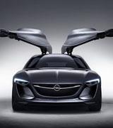 Opel представил крылатый концепт Monza