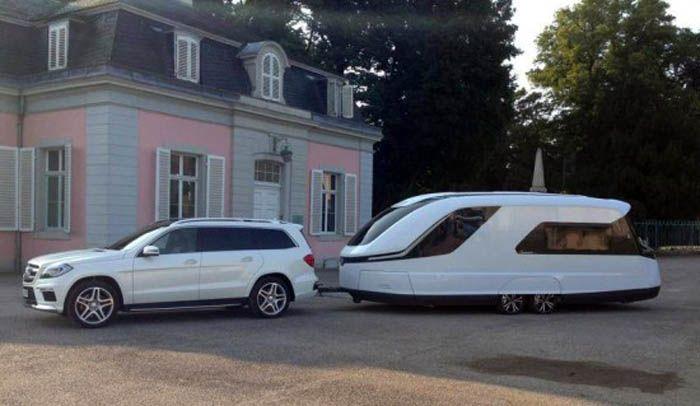 авто, жилой прицеп, фургон, кемпер,
