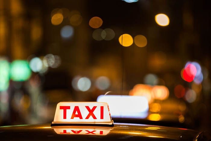 авто, такси, гонконг
