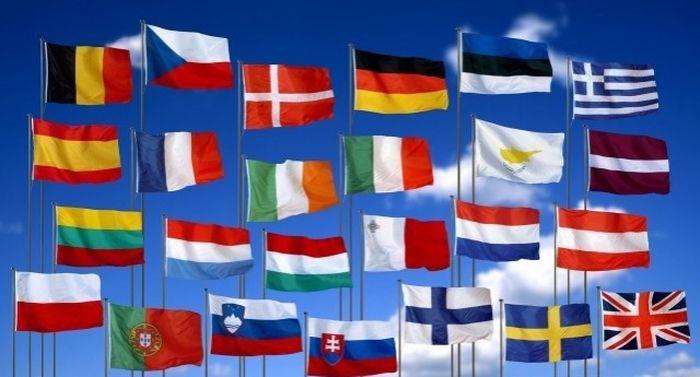 флаги, страны
