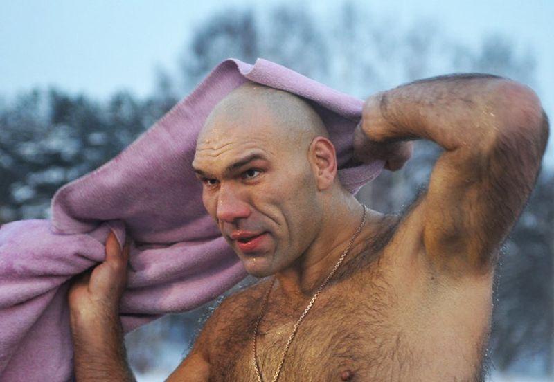 фото боксёра