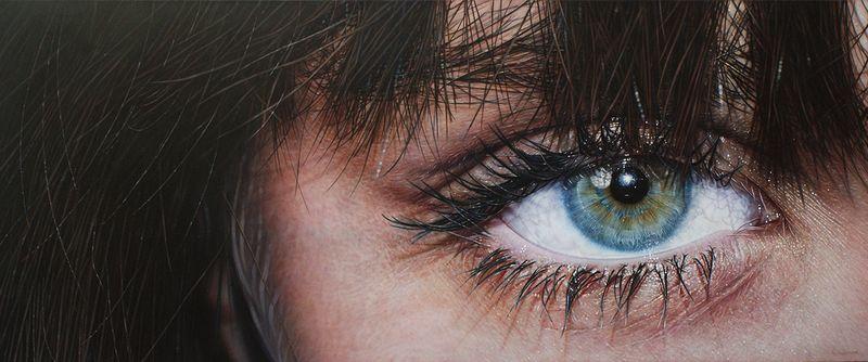Retratos hiper-realistas 1