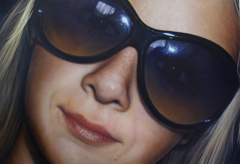 Retratos hiper-realistas 14