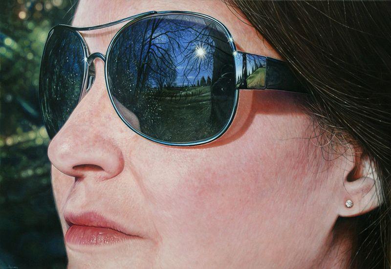 Retratos hiper-realistas 17