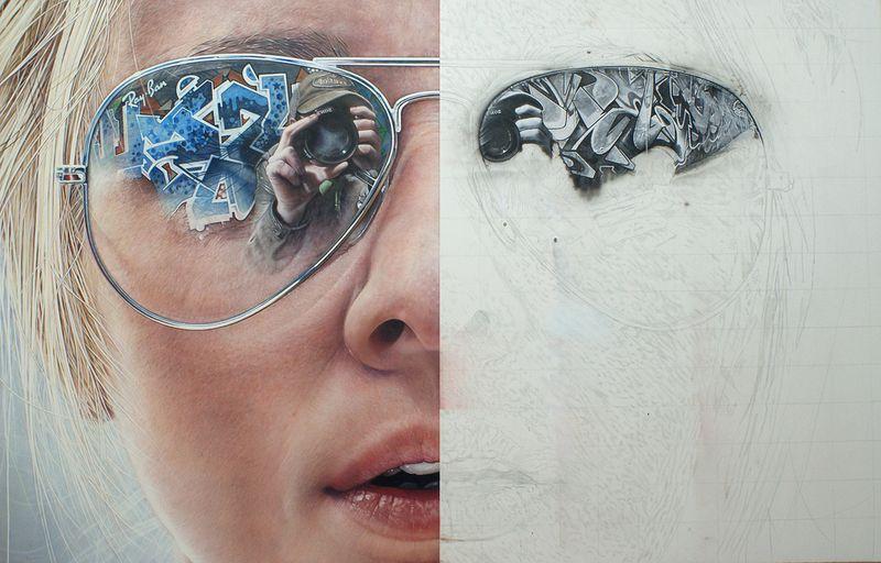 Retratos hiper-realistas 4
