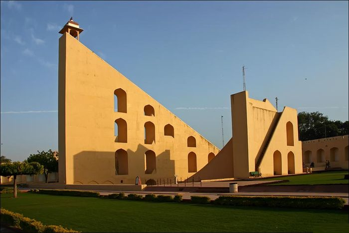 обсерватория, индия, путешествия,   джантар-мантар
