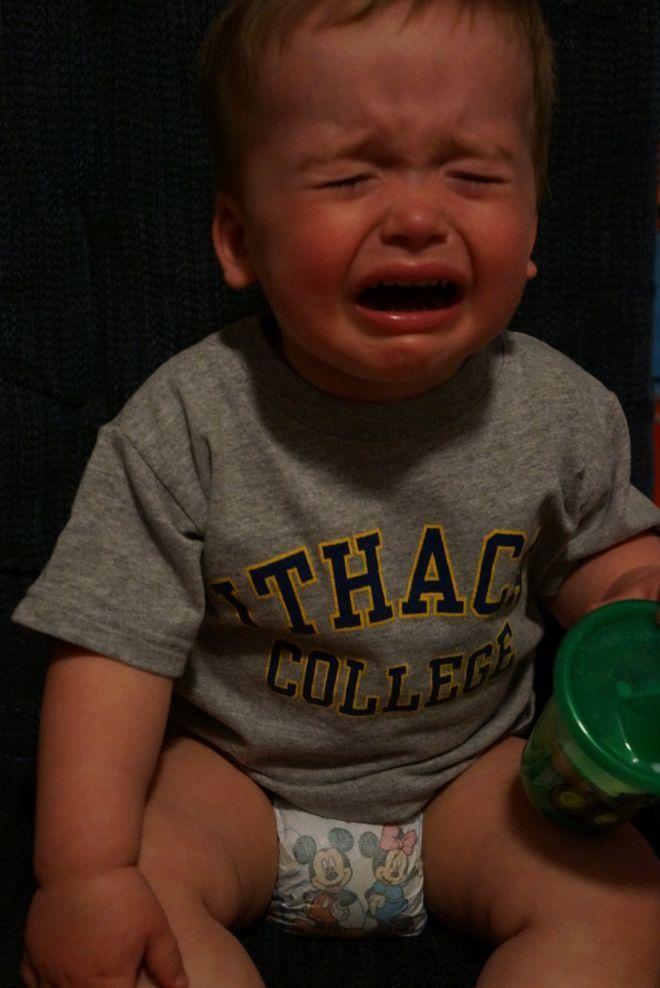 Смешные картинки с плачущими детьми