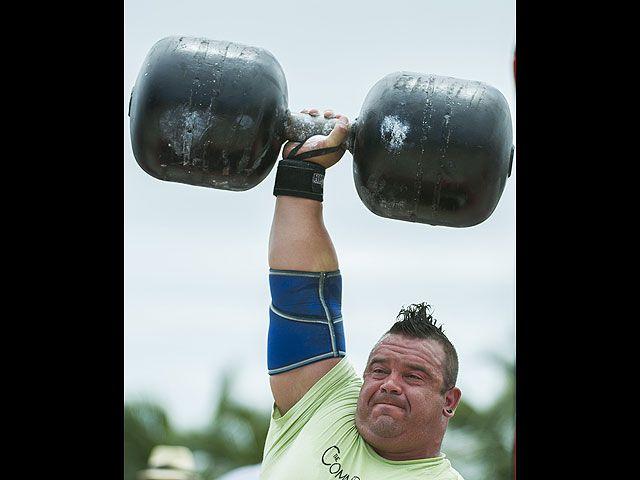 Самый сильный человек в мире 2013 38 фото