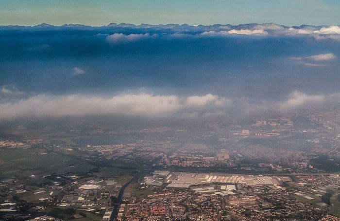 голландия, самолет