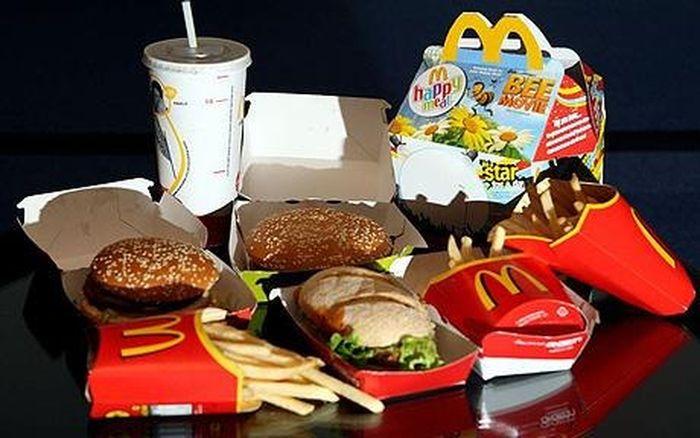секреты, пища, еда, макдональдс,