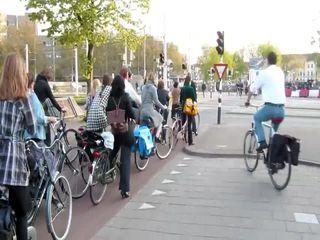 Амстердамское утро