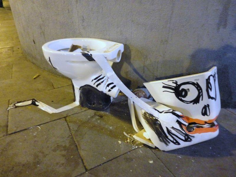 El arte es basura Musor-002