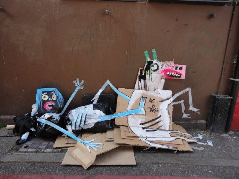 El arte es basura Musor-012