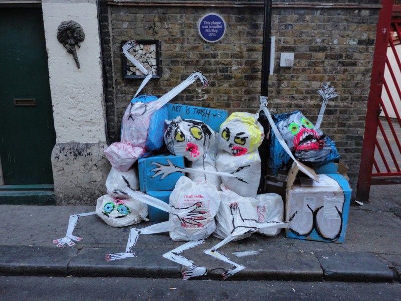 El arte es basura Musor-014